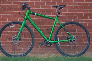 Scott Sub Speed 10 Hybrid/Commuter/City Belt Drive Bike Large  Retail $1400