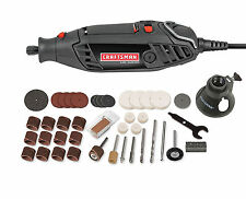 Craftsman Variable Speed Rotary Tool Kit - 40 Accessories Included Free Shipping