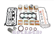 SUZUKI 1197cc K12M ENGINE REBUILD RECO KIT MARUTI SWIFT RITZ SPLASH SWIFT DZIRE
