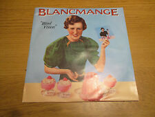 "Blancmange – Blind Vision    Vinyl 7"" Single UK 1983 Synth Pop LONDON - BLANC 5"