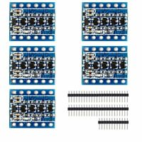 Module Bidirectional Logic Converter from 5V to 3.3V, 5 Units IIC I2C TE291 D1K9