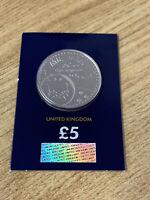 2021 £5 Coin NEW BUNC Mr Men Mr Happy Roger Hargreaves Sealed FREEPOST