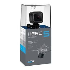 GoPro HERO 5 sessione Edition 4K Ultra HD, Wi-Fi IMPERMEABILE Action Camera - ** NUOVO **