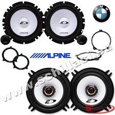 6 Alpine Speakers for BMW 3 serie E46 1998-2206
