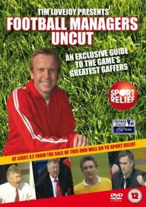 Tim Lovejoy's Football Managers Uncut - A Guide to the Game's[Region 2]