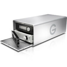 G-Technology G-RAID Removable Thunderbolt 2 USB 3.0 10TB (Refurbished) 0G04089
