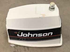 Johnson Outboard Engine Cowling Cover 70HP