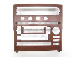 NEW OEM Dashboard Center Cluster Trim Plate 68260-AC910 fits Infiniti G35 04-05