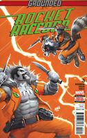 Rocket Raccoon Comic Issue 3 Modern Age First Print 2017 Rosenberg Coelho Fabela