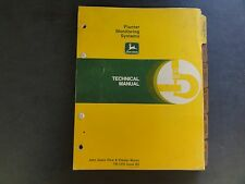 John Deere Planter Monitoring Systems Technical Manual  TM-1270 Issue B3