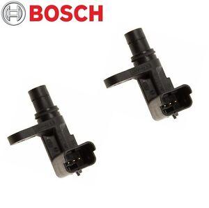 2 pcs Engine Camshaft Position Sensor Bosch Fits: Mini Cooper Cooper Countryman
