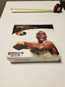 TaeBo Live 4 VHS Workout Tape Set, 1999, New
