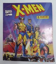 Rare Marvel Comics X-Men Complete Panini Sticker Album