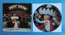Pepit'show - Pepito - 45t picture disc publicitaire promo Belin pub années 80