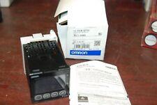 Omron E5Cn-Q2Tdu, Digital Temperature Controller, 24V Ac/Dc, New in box