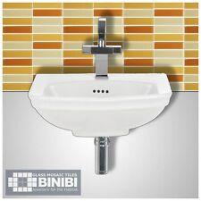 BRICK Rectangular Glass Mosaic Tiles Bathrooms Kitchens Wall Floors SALE! 4B-111