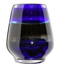 ORREFORS GLAS VASE SCHWEDEN SCANDINAVIA DESIGN NILS LANDBERG ART GLASS SWEDEN