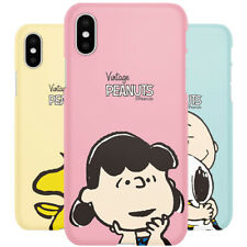 Genuine Snoopy Big Face Hard Case iPhone 7/8/iPhone 7/8 Plus Case made in Korea