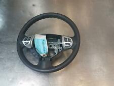 MITSUBISHI TRITON STEERING WHEEL VINYL, W/ CRUISE & AUDIO CONTROL TYPE, MN,