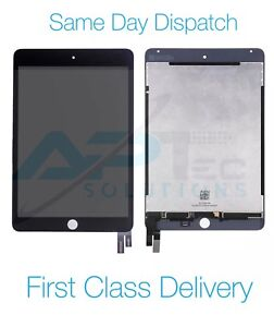 Original iPad mini 4 A1538 A1550 LCD Display Touch Digitizer Assembly Black