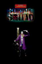 """Multiverse DC Comics SDCC Exclusive Suicide Squad 2 Pack: JOKER 6"""" Movie Figure"""