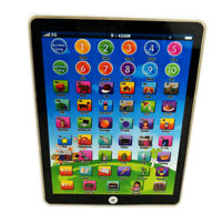 Tablet Pad Computer For Kids Children Gift Learning English Educational Toy