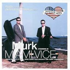 NEW - Murk Starring in Miami Vice by United DJ's of America