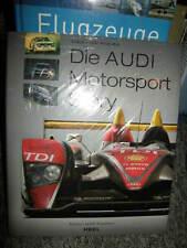 BUCH Die Audi Motorsport Story - Heel - Claus-Peter Andorka - 97838678522082