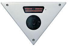 600Tvl Elevator/Corner Mount Ir Color Camera w/Audio -160° Ultra Wide Angle View