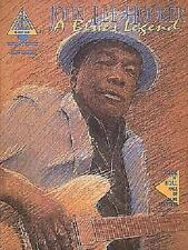 JOHN LEE HOOKER - BLUES LEGEND GUITAR TAB SONG BOOK