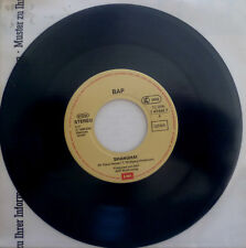 "7"" 1989 RARE PROMO PRESS IN MINT- ! BAP : Shanghai"