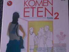 KOMEN ETEN Volume 2 (3 CD - 2011) Muziek geinspireerd op het VT4 programma