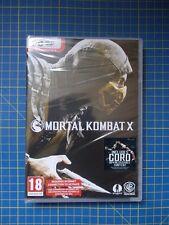 Mortal Kombat X (PC) New Factory Sealed