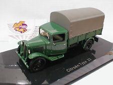 Norev Auto-& Verkehrsmodelle mit Lkw-Fahrzeugtyp für Citroën