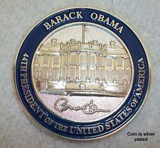 US President Barack Obama Coin Challenge Coin White House POTUS 44 medallion