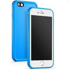 Waterproof  Shockproof Hybrid Rubber TPU Phone Case Cover For iPhone 6s 7 X 6 SE