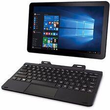 """TAX FREE Cambio 10.1"""" 2-in-1 Tablet 2/32GB Intel Quad-Core Processor Windows 10"""