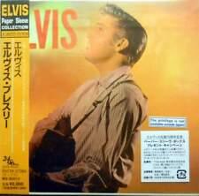 """ELVIS PRESLEY""""Elvis""""CD+OBI JAPAN BVCM-37084 MINT(Paper Sleeve Collection)"""