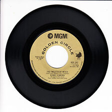 DONNY OSMOND The Twelfth Of Never VG+(+) 45 RPM REISSUE