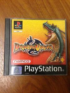 Dragon Valor - PlayStation 1 - ps1