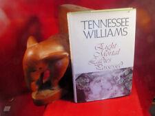 Tennessee Williams EIGHT MORTAL LADIES POSSESSED -1st US - 1974