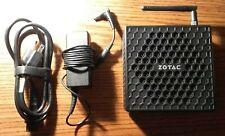 ZOTAC ZBOX CI323 Nano Fanless Mini PC - Barebones