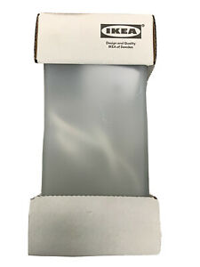 IKEA GRONO Frosted Glass Table Lamp - Open Box ~ Works~Hard To Find DIscontinued