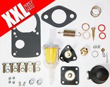 XXL Carburettor Gasket Repair Kit Solex 28 Pict 30PICT VW Beetle Bus Karmann