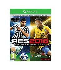 Pal version Microsoft Xbox One Pro Evolution Soccer 2016