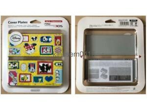 New Nintendo 3DS Kisekae Cover Plates 074 3D Disney Mickey Mario Pokemon Zelda