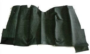 1960 BUICK VINTAGE  FRONT FLOOR MAT RUBBER GREEN ORCAL # C1176  NORS
