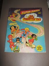 A federal super special Super juniors-The isle of the forgotten toys- 1984 good