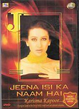 JEENA ISI KA NAAM HAI (Karishma kapoor) - BRAND NEW BOLLYWOOD DVD