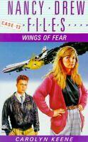 (Good)-Wings of Fear (Nancy Drew Files Case 13) (Paperback)-Keene, Carolyn-00069